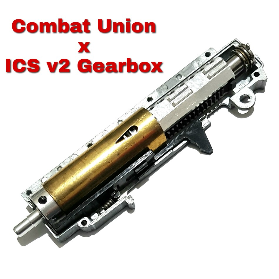 Combat Union ICS shell