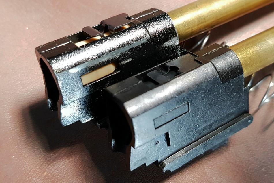 F226 Hop Off Arm Comparison