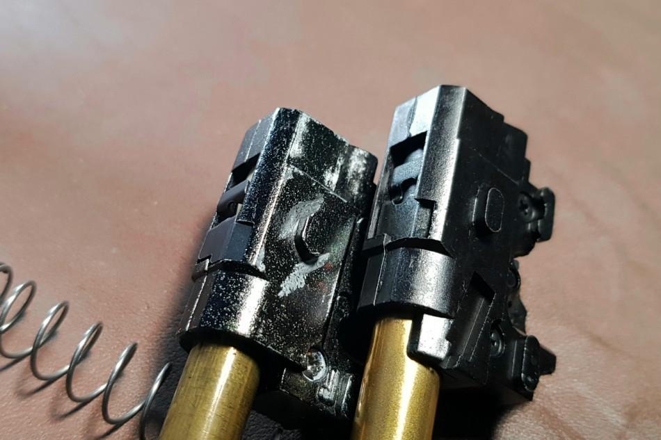 F226 Hop Max Arm Comparison
